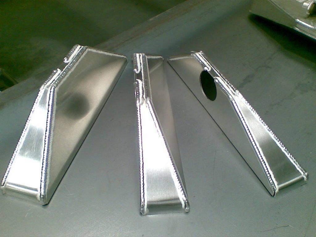 Fabricated Aluminium Welding in Coventry